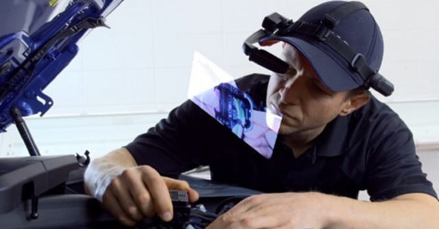 Official BMW mechanics to start using Realware HMT-1 AR glasses to speed up repair times