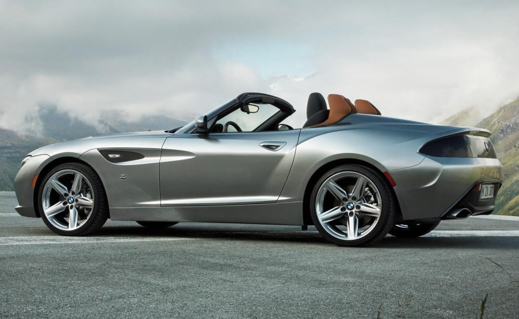 Bmw Zagato Roadster Bmw S Italian Art Project Lets The