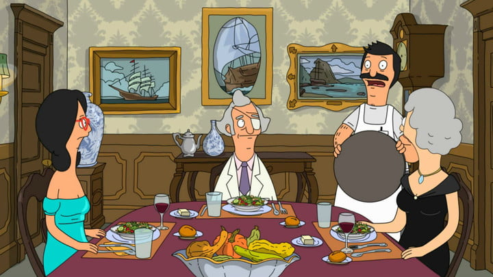 best thanksgiving movies bobs burgers