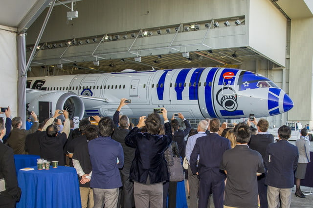 r2 d2 is still not the droid youre looking for but its plane youll want to fly on boeing ipb license external use