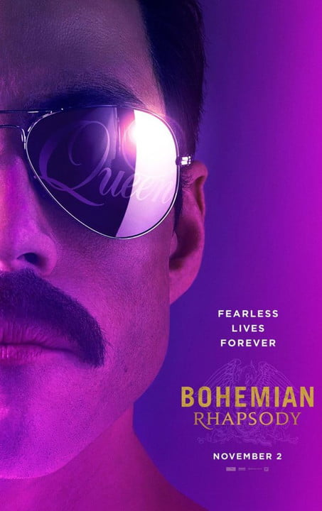 bohemian rhapsody queen movie news cast trailer poster