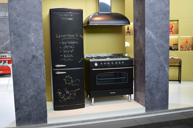 cool fridges from ifa 2015 bompani chalkboard fridge