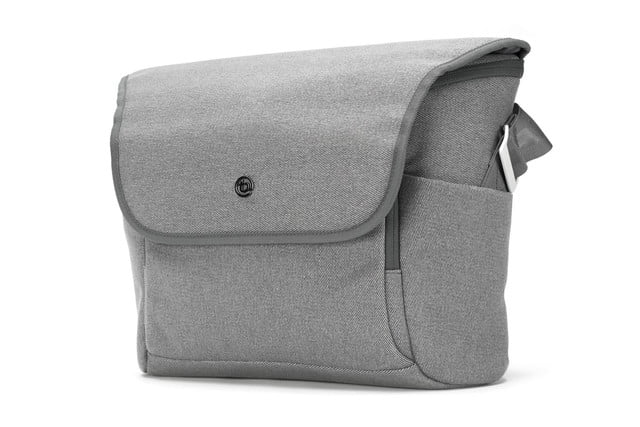 squeeze 2 dslrs and laptop into booqs python catch bag theres still room booq 18