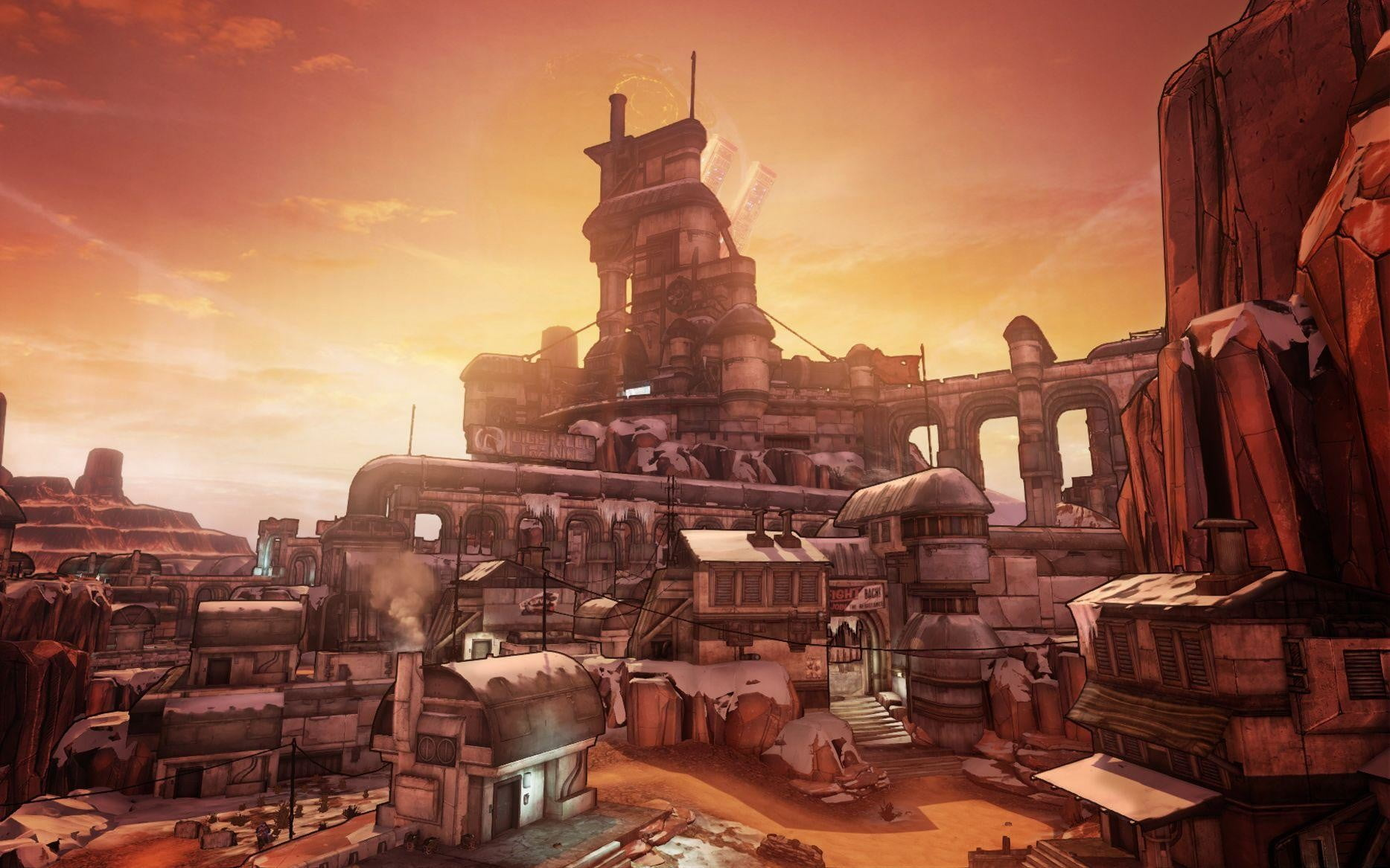 Borderlands 2 Dlc Release Date And Exclusive First Look Digital