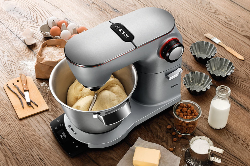 Whip it good: Bosch's new mixer knows just when to stop mixing ...