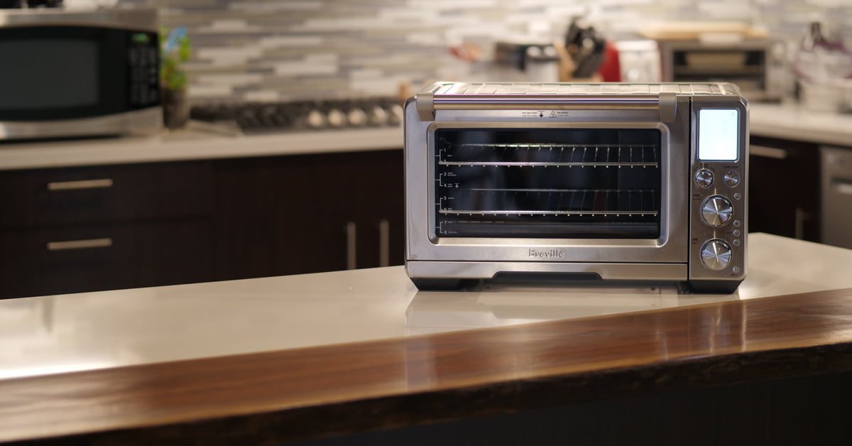 From Baking To Air Frying The Breville Smart Oven Air Can Do It All