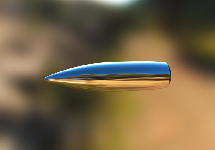 darpa self guiding bullets exacto bullet