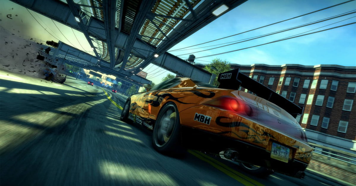 'Dangerous Driving' from ex-Criterion developers sure sounds like 'Burnout'