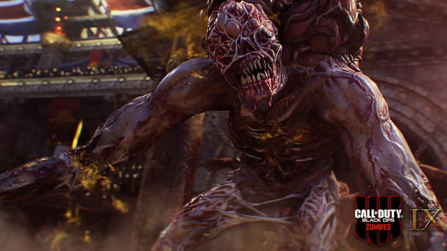 call of duty black ops 4 zombie