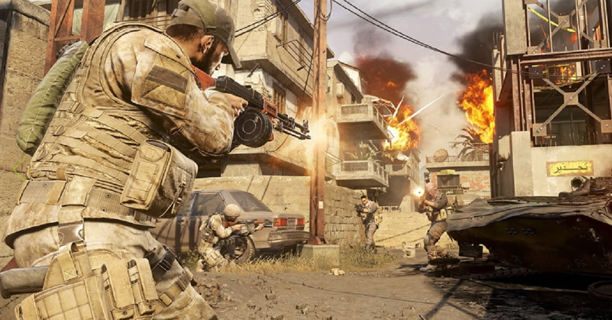 Call of Duty: Modern Warfare will focus on 'troubling, realistic' emotions