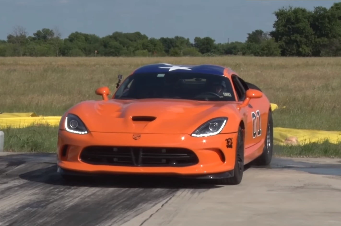 This Twin Turbocharged Dodge Viper Is A Snake You Need To Keep Your Eyes On