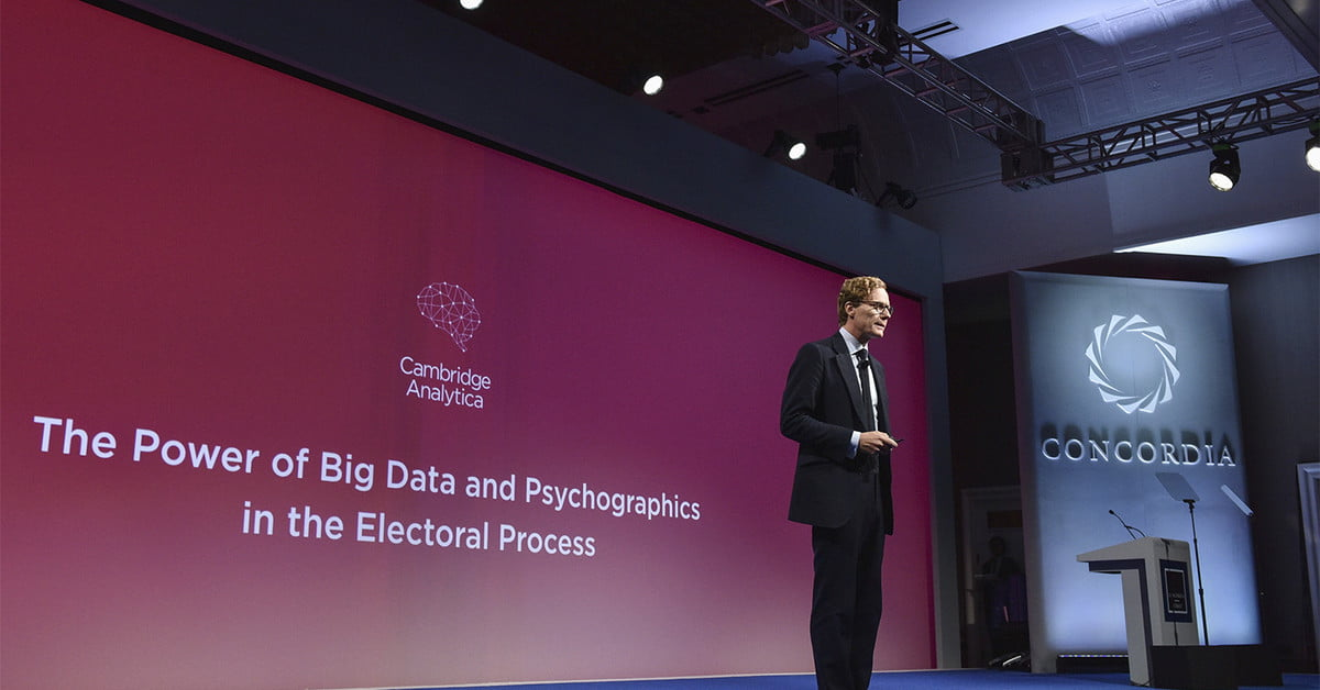Cambridge Analytica S Cryptocurrency Is The Ultimate