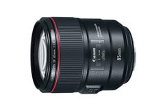 Canon EF 85mm f/1.4L IS lens review