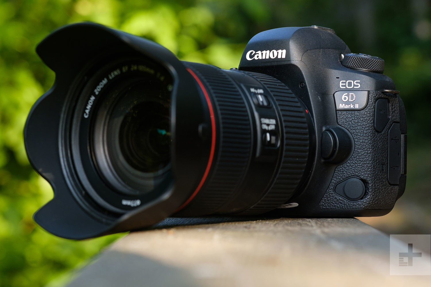 canon eos 6d mark ii review digital trends. Black Bedroom Furniture Sets. Home Design Ideas