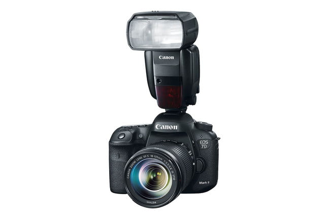 hands on review canon eos 7d mark ii flash press image
