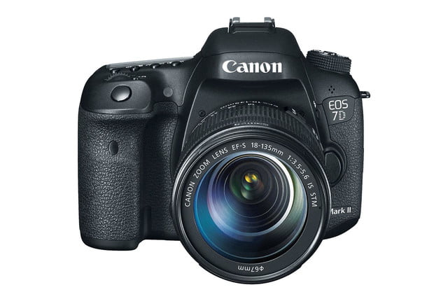 hands on review canon eos 7d mark ii front tipped press image
