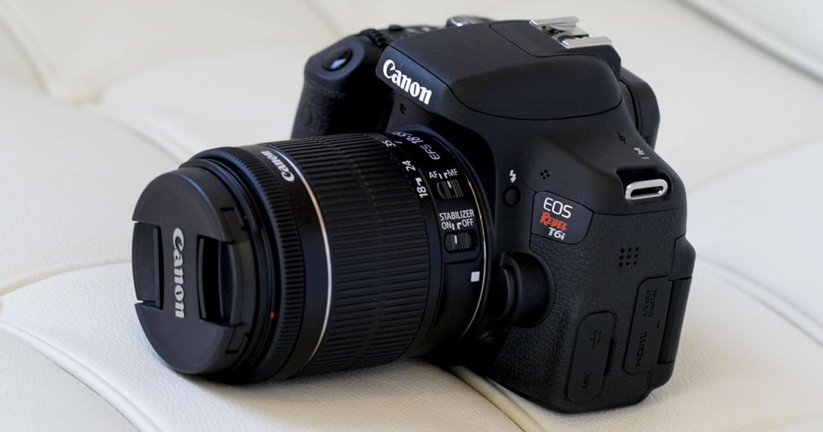 how to download pictures from an eos rebel t6