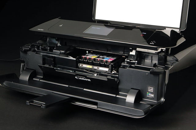 Canon Pixma MG7520 front open