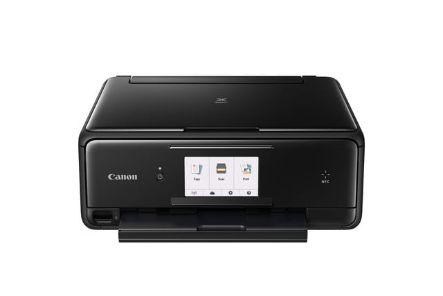 canon pixma ts all in ones ts8020 black cutout