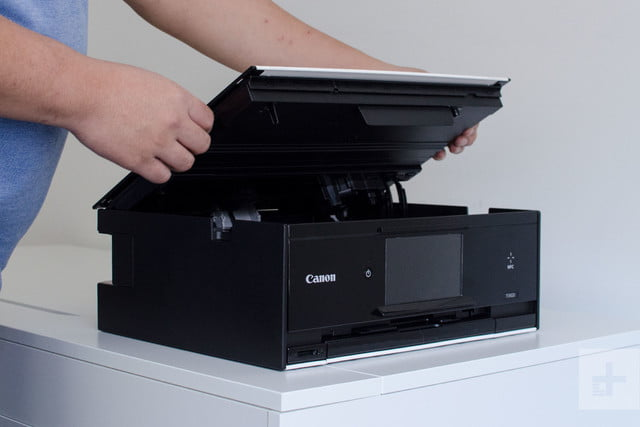 Canon Pixma TS9020 review opening