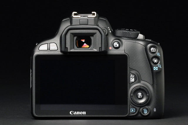 Canon Rebel SL1 back full