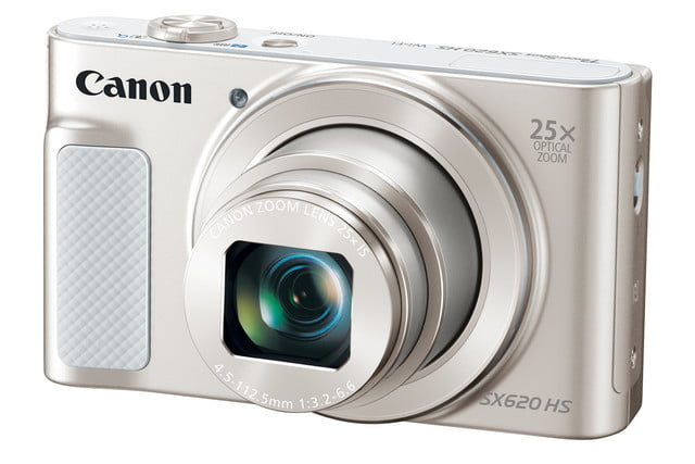 canon powershot sx620 hs efm 28mm speedlite 600ex rt hr sx620hs silver 3q cl