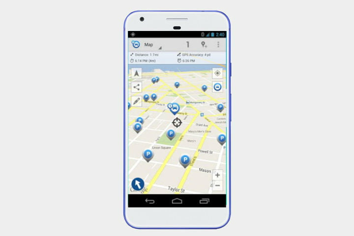 The Best Find My Car Apps For Android And Ios Digital Trends