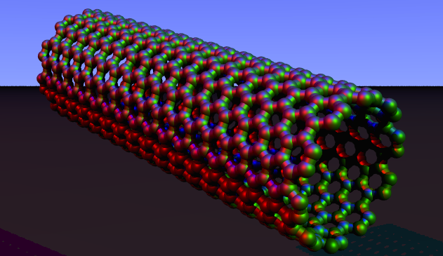 New graphene nanotubes could bring faster, microscopic ...