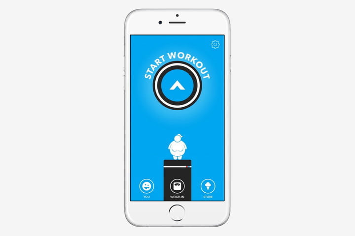 best health and fitness apps for iphone carrot fit