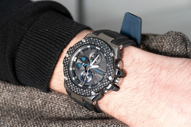 Casio S All Metal G Shock Uses Its Smart Tech Carefully For Full