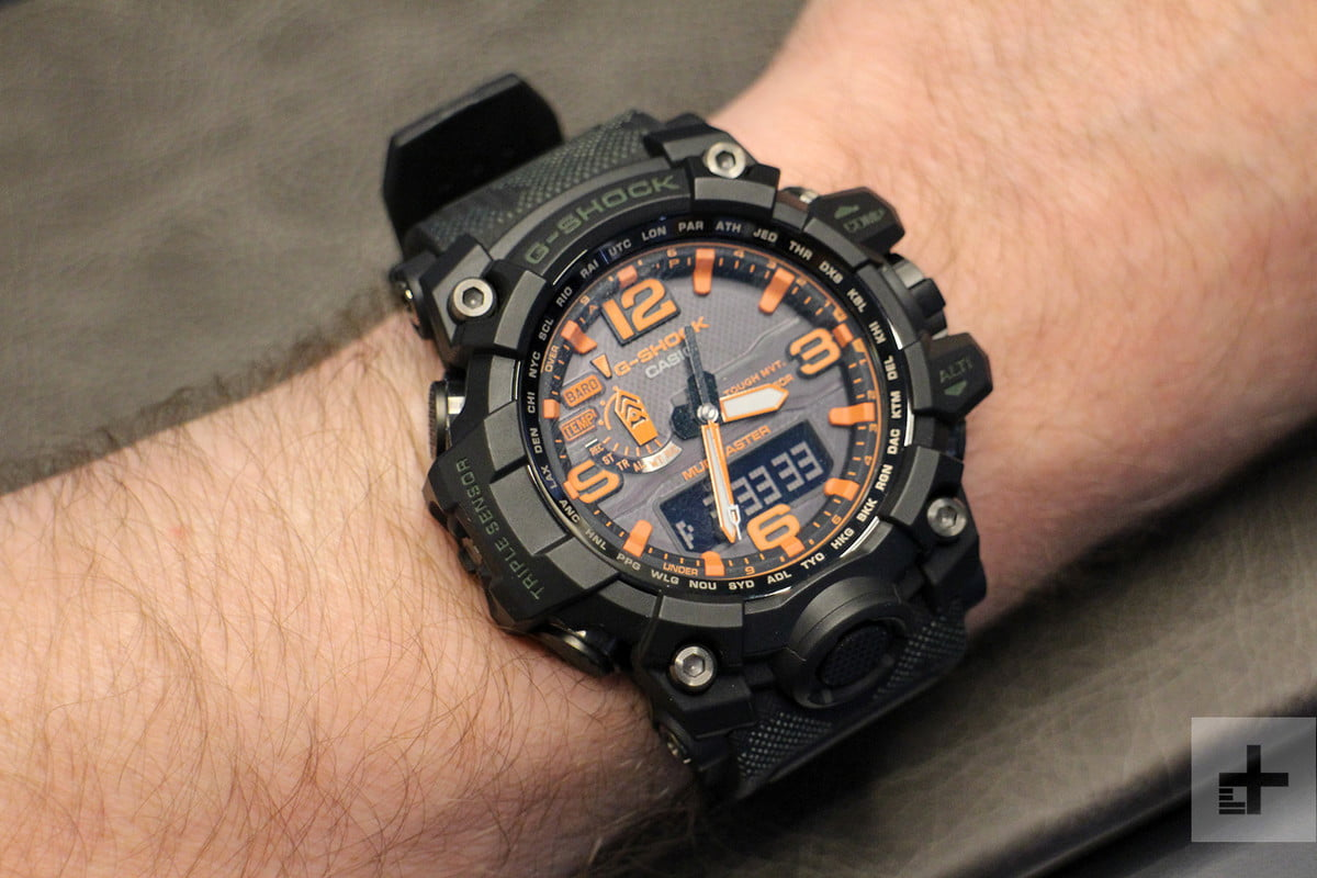 casio s g shock is the new definition of a hybrid. Black Bedroom Furniture Sets. Home Design Ideas