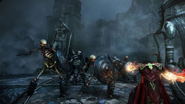 Castlevania Lords of Shadow 2 screenshot 11