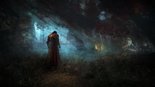 Castlevania Lords of Shadow 2 screenshot 2