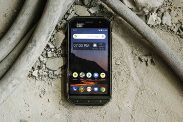Cat S48c Rugged Smartphone Launched on Sprint | Digital Trends