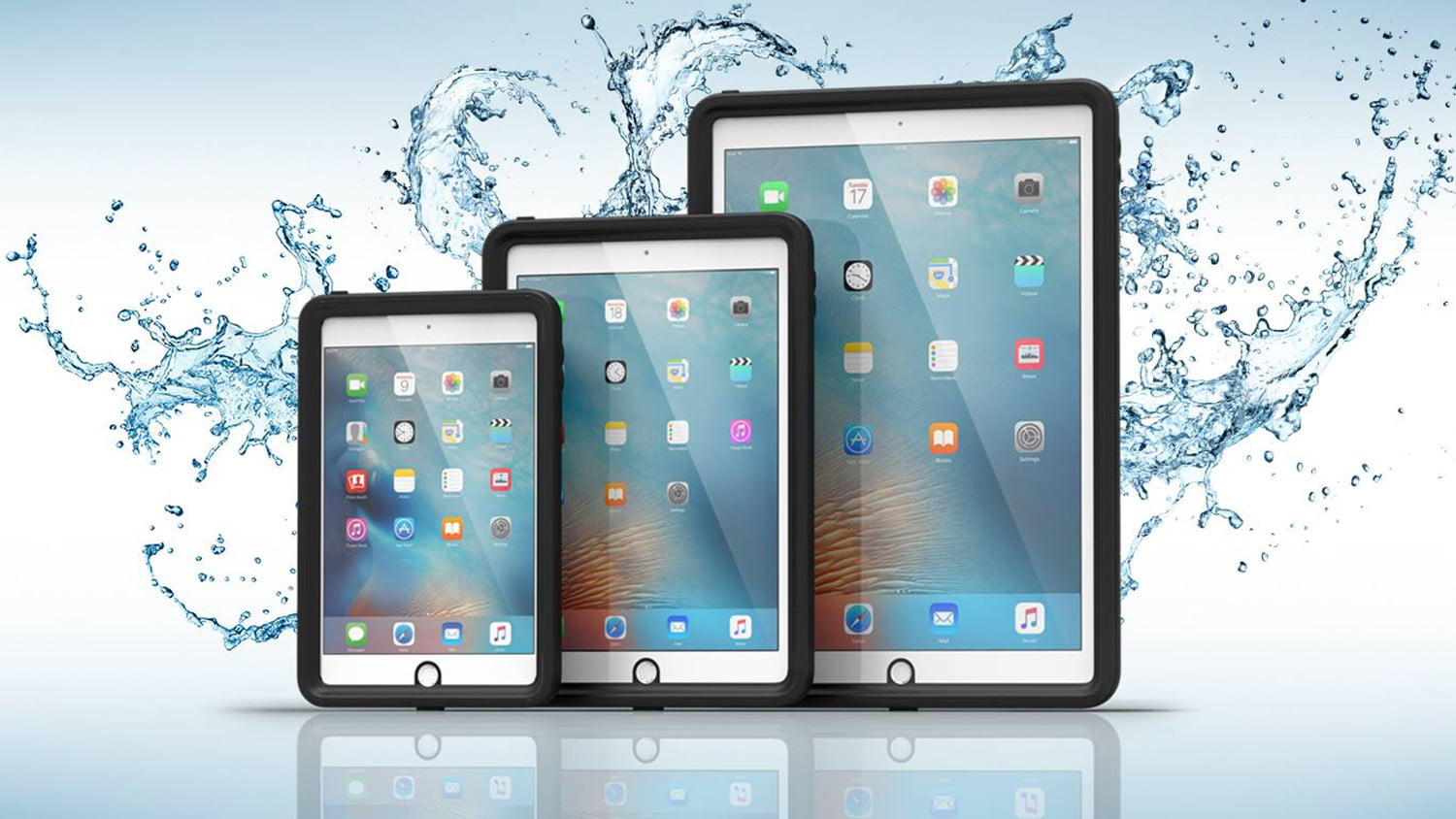 best website daaeb 70efb Catalyst Debuts New Waterproof Cases for the iPad and More | Digital ...
