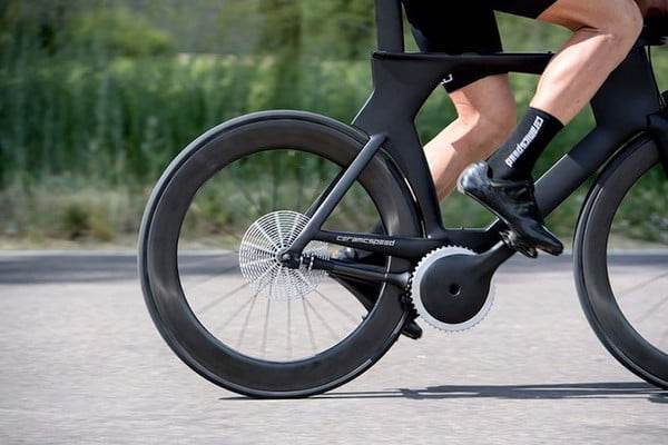 CeramicSpeed Driven Chainless Bike Drive
