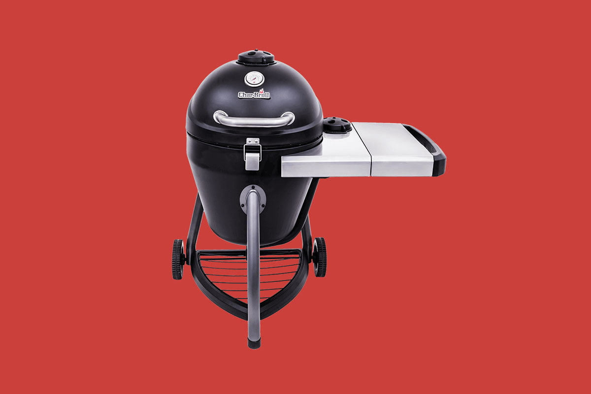 get a char broil kamander grill for just 330 charcoal