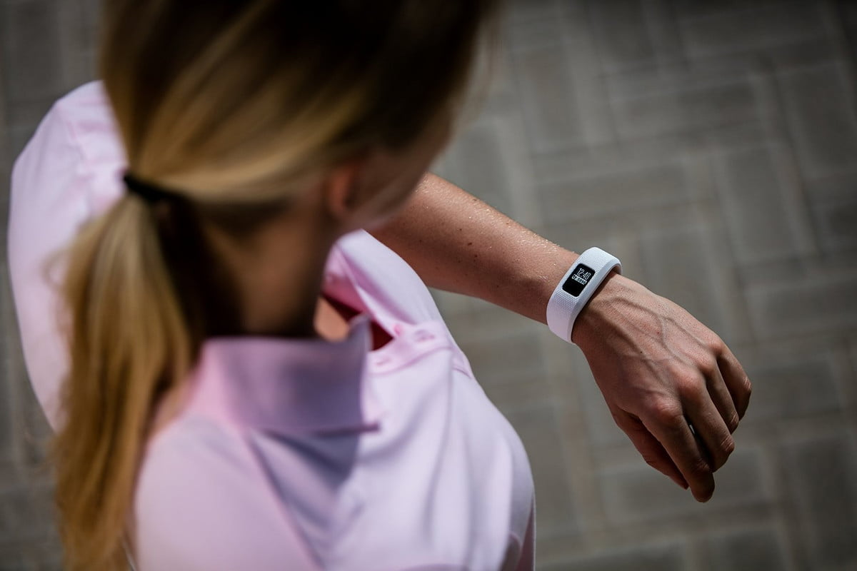 how accurate are fitness trackers cheap garmin vivofit 4