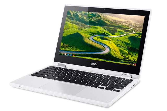 acer goes all in on skylake with latest expansion to computing line chromebook r11 white wp 06
