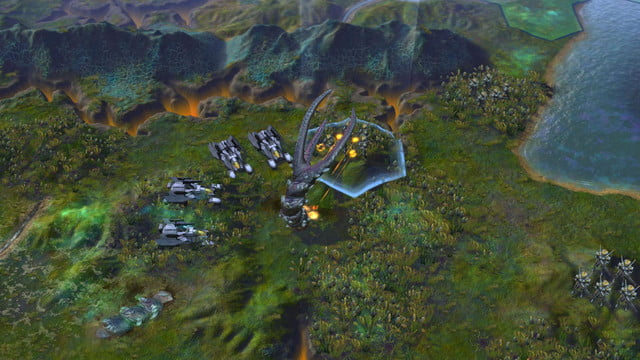will first 250 turns civilization beyond earth shape screenshot 9