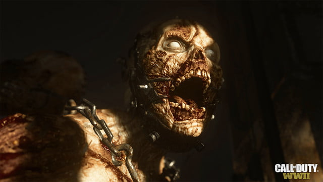 Call of Duty: WW2 review zombie yelling