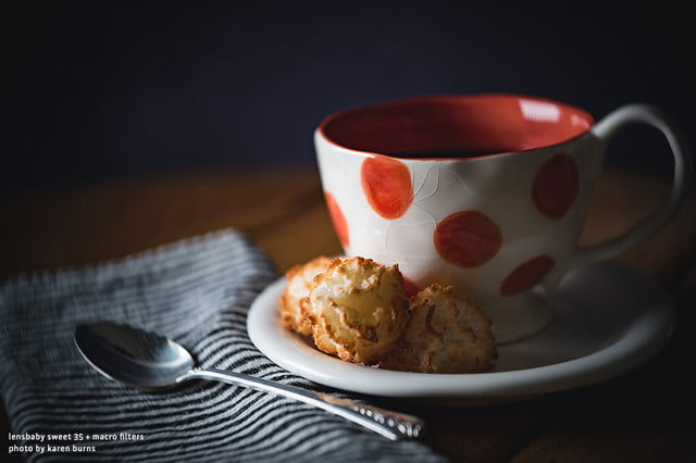 lensbaby macro filter set announced coffee and cookies sweet35 lens1 copy