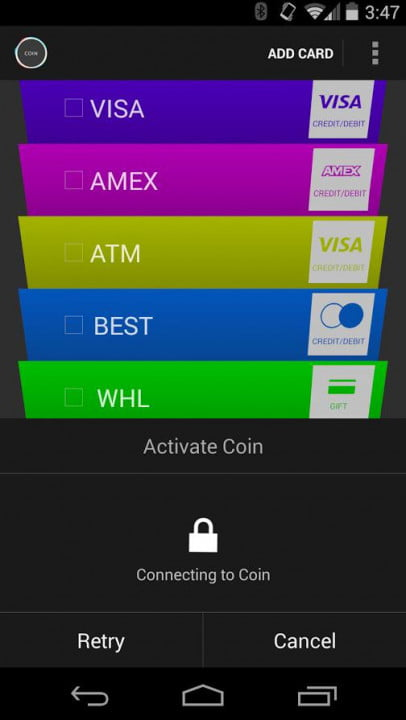 Coin Android