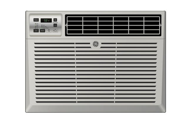 ge smart window air conditioners connected aec12av