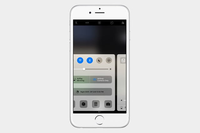 how to turn off the camera sound on an iPhone