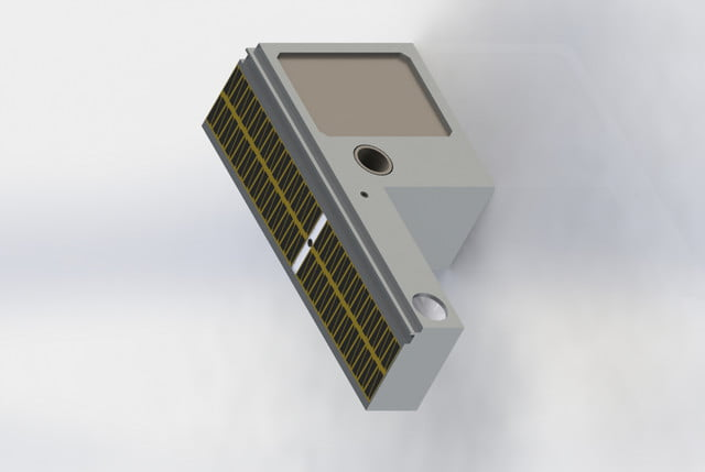 a water powered cubesat may soon orbit to the moon cornell cubesate nasa 4