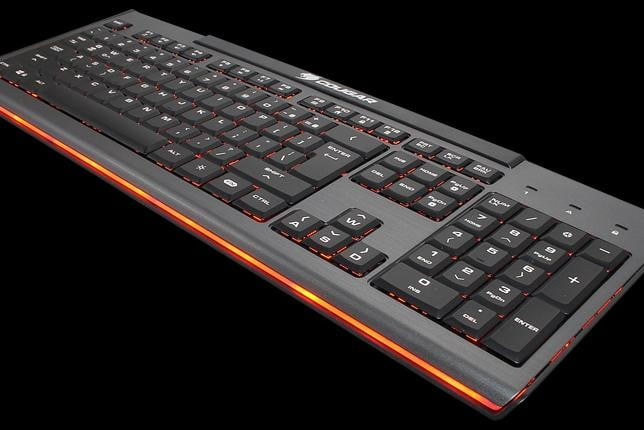 Cougar Outs Affordable Non Mechanical Gaming Keyboard Digital Trends