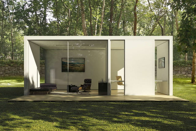 cover prefab homes snap together 3b