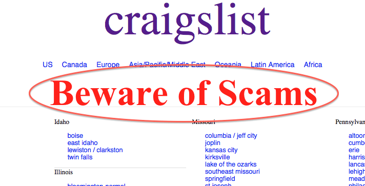 Terms Conditions Craigslist 39 S Bare Bones Privacy Policy Gets It Right Digital Trends