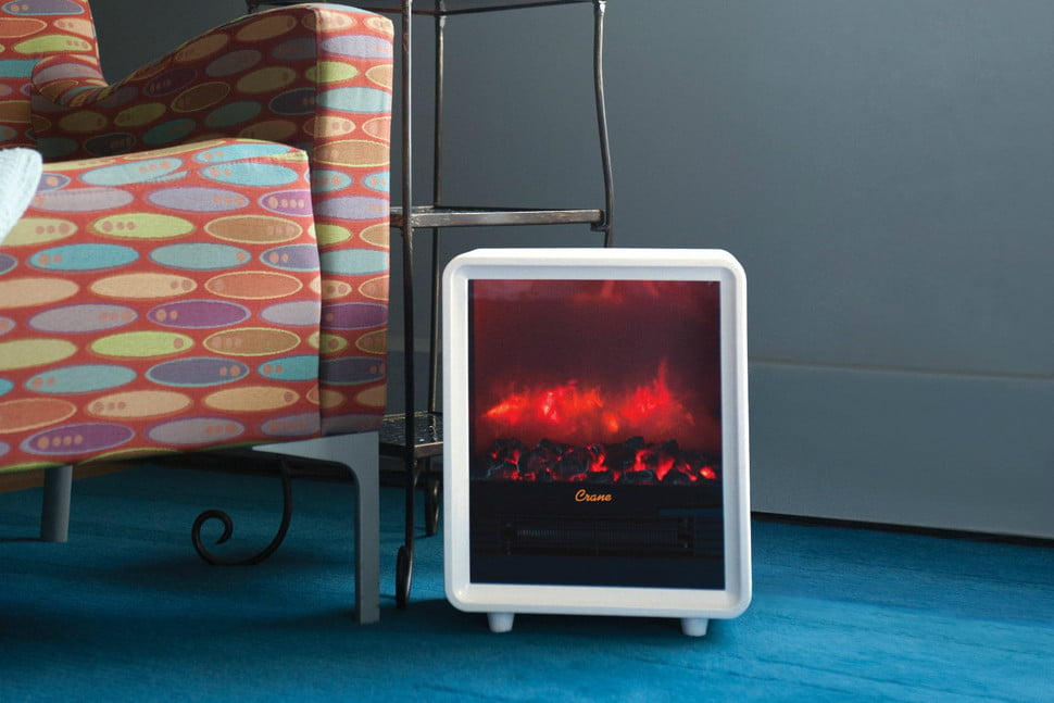 best space heaters crane mini fireplace heater. The 7 Best Space Heaters for Any Budget   Digital Trends